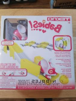 Tekno Babies Nibbles the  Mouse Robotic Playset.